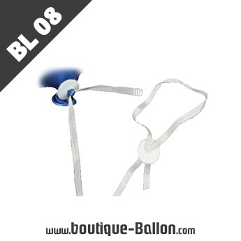 BL08 Close-Up Helium Attache Ballon