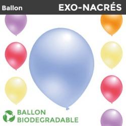 Ballons EXO-NACRES