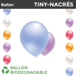 Mini Ballon TINY-NACRES