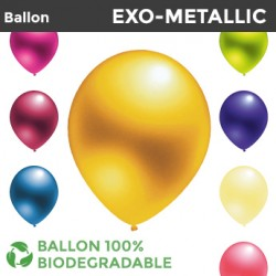 Ballon Gonflable Métallique