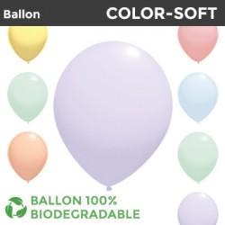 Ballon Gonflable Macaron