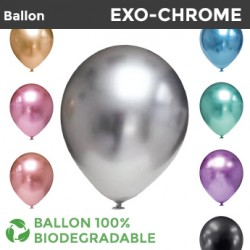 Ballon Gonflable Chrome