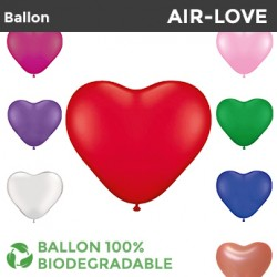 Ballon Gonflable Coeur