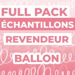 Full pack échantillon revendeur