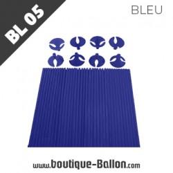 BL05 Tige ballon Cup L Bleue