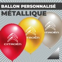 Ballon personnalisé Métallique