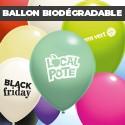 Ballon biodégradable