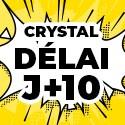 Ballon Personnalisé Crystal J+10