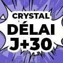Ballon Personnalisé Crystal J+30