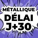 Ballon Personnalisé Métallique J+30
