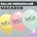 Ballon Personnalisé Macaron