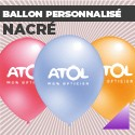 Ballon Personnalisé Nacré