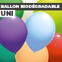 Ballon Biodégradable Uni