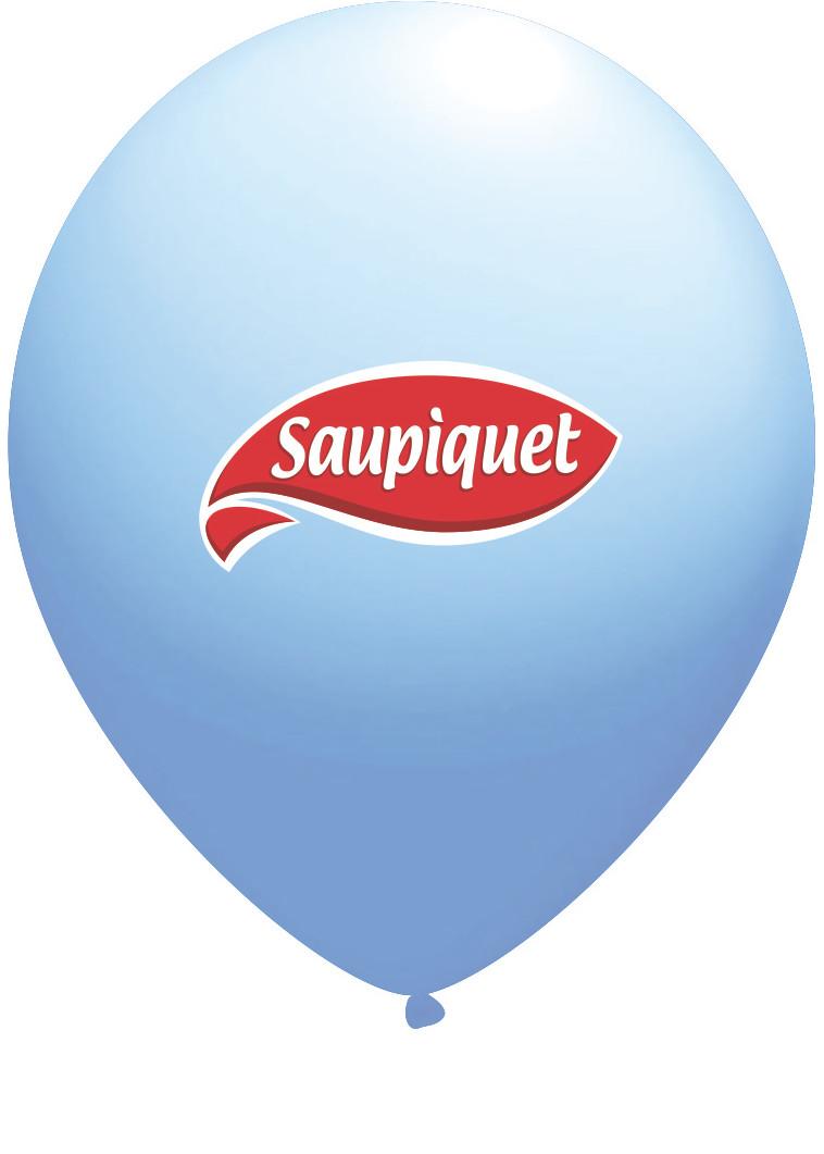 Ballon de Baudruche Saupiquet