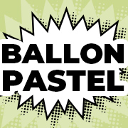 Ballon pastel