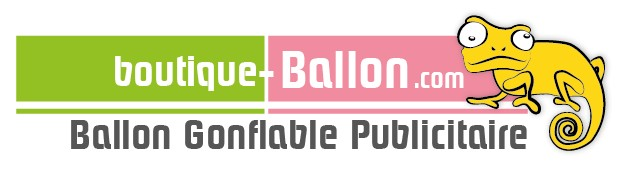 logo boutique ballon